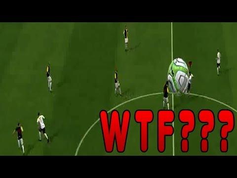 FIFA 15 / 14 THE BIGGEST FAIL EVER BIG BALL BUG !!!