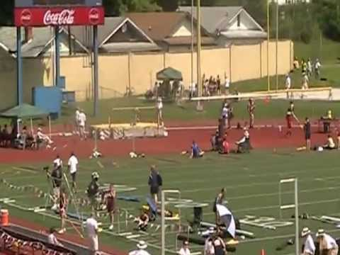 2012 1600 STATE MEET----2nd (with a little surprise at the end)