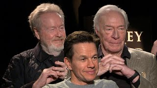 'All the Money in the World' Cast on Ridley Scott's 36-Hour Decision to Replace Kevin Spacey