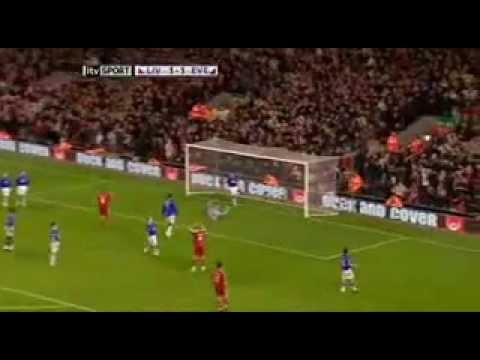 Liverpool v Everton FAC 08-09