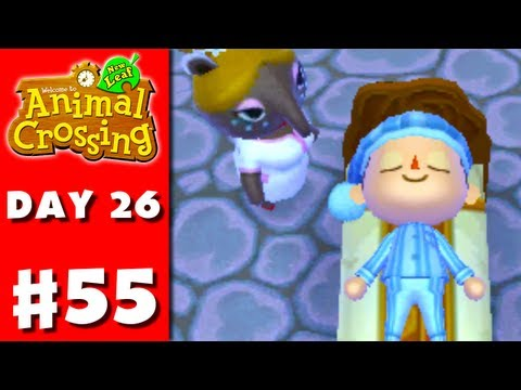 Animal Crossing: New Leaf - Part 55 - Dream Suite (Nintendo 3DS Gameplay Walkthrough Day 26)