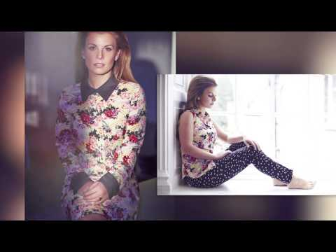Coleen Rooney Spring Summer 2014 Behind the Scenes