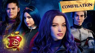 Behind the Scenes of Descendants 3! Compilation | Road to Auradon | Descendants 3