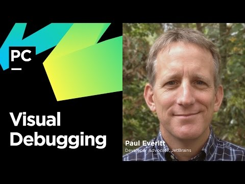 Visual Debugging in PyCharm