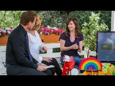 Home & Family - Kellie Martin Discusses Her First Novel