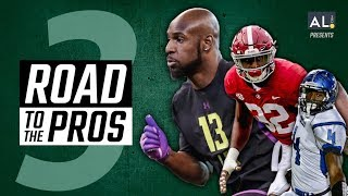 Rashaan Evans: Road to the Pros | Part 3