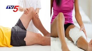 Dr.Aditya kapoor Suggestions For Knee Pain | Virinchi Hospitals | Health File | TV5 News
