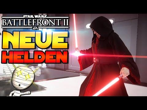 Drei komplett neue Schurken! 🤩 - Star Wars Battlefront 2 Mods - Star Wars Battlefront 2