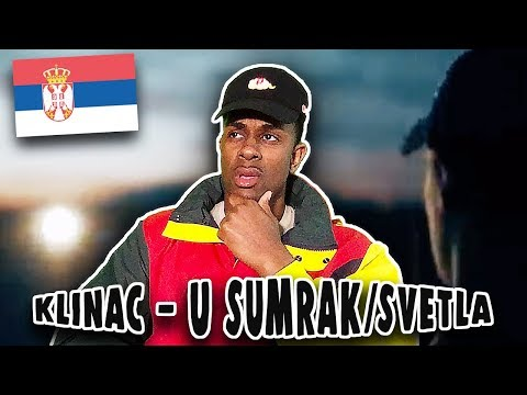BALKAN MUSIC REACTION | Klinac - U Sumrak/Svetla (Official Video)
