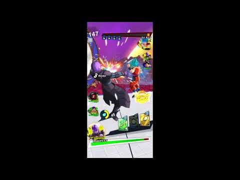 Dragon ball legends PvP - Road to top 100