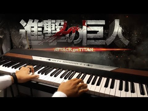 Shinzou Wo Sasageyo! (TV Size) - Attack On Titan OP3 - Piano Cover