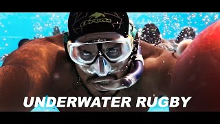15 COLOMBIAN ATHLETES FOR A GOLDEN DREAM - Underwater Rugby.
