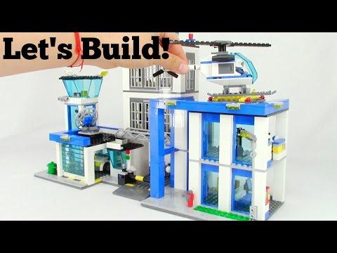 LEGO City Police Station 60047 - Let's Build!