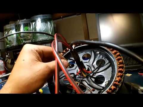 ebike hubmotor delta star*setup part 2