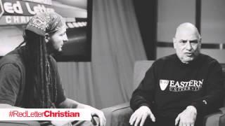 Red Letter Revolution   Shane Claiborne + Tony Campolo