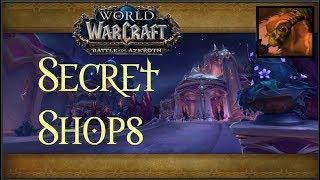[Part 2] MEGA Compilation of Secret Shops for Gold Making