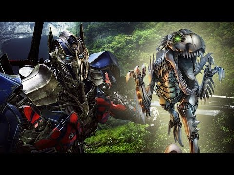 Transformers 4: Meet the Robots