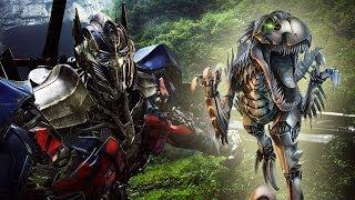 Transformers 4: Meet the Robots