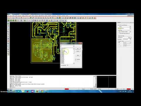 Cadence PCB editor add ground plane