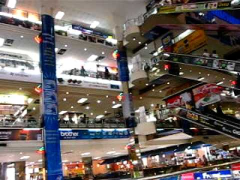 Pantip Plaza IT Electronics Shopping Mall Bangkok Part 1 – www.PhilinBangkok.com