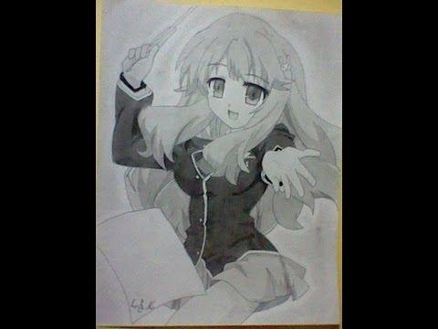 Baka Drawing Drawing Mizuki Himeji From