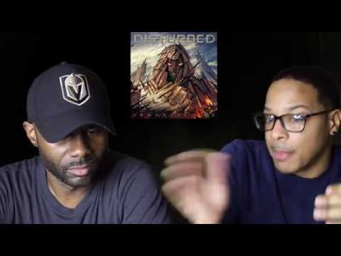 Disturbed - The Sound Of Silence (REACTION!!!)