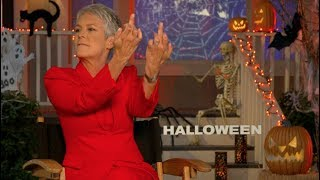 HALLOWEEN (2018) interviews - Jamie Lee Curtis, John Carpenter, David Gordon Green, Jason Blum
