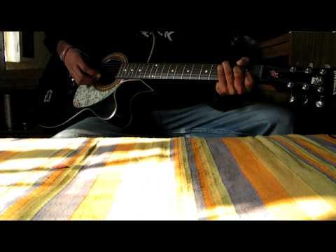 Kya Hua Tera Wada-Atif Aslam-Guitar Cover