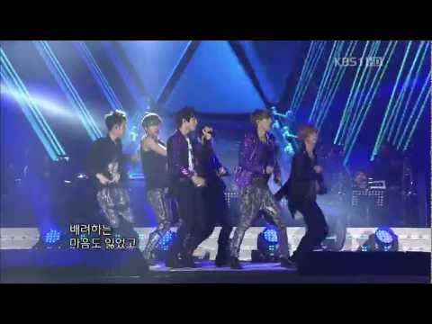 120708 Kbs Open  Concert Exo-k -- Mama video