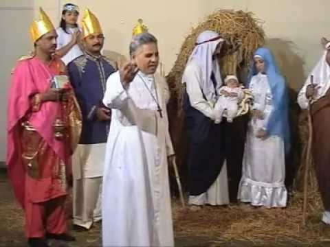 Rev. Fr. James Shamaun New Punjabi Folk Christmas Song video