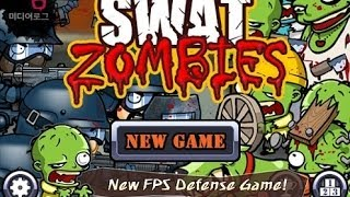 SWAT and Zombies Android HD GamePlay