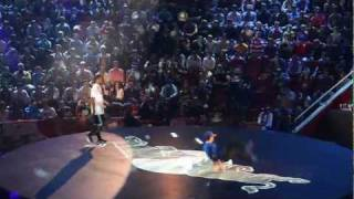 Red Bull BC One 26.11.2011 Moscow (Morris VS Taisuke)