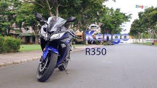 Video clip Chạy thử xe thể thao giá rẻ Kengo R350 tại Việt Nam