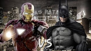 Batman vs Iron Man. Épicas Batallas de Rap del Frikismo | Keyblade