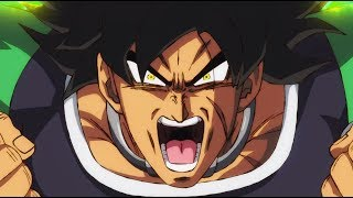Dragon Ball Super: Broly - Official Trailer 3 (English Dub)