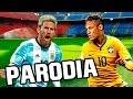 Cancion Brasil vs Argentina 3-0 2016 (Parodia Vente Pa Ca Ricky Martin) -
