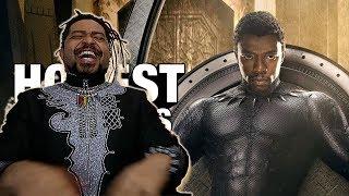 Honest Trailers - Black Panther - Reaction ( WAKANDA FOREVER YOOOO!!)