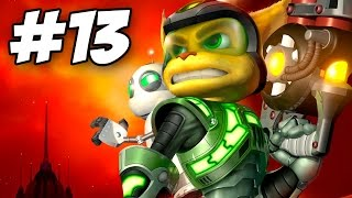Ratchet and Clank 3: Up Your Arsenal Walkthrough Part 13 No Commentary PS3 (60fps Gameplay)