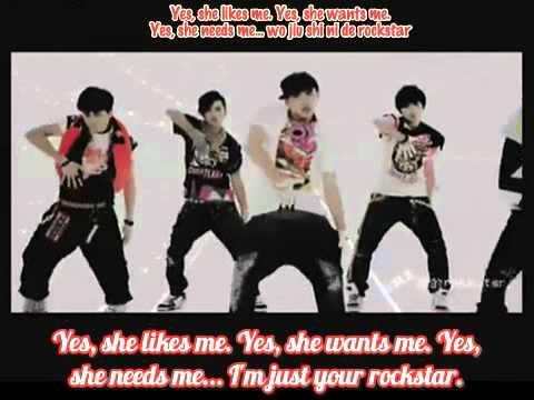 (eng spa-sub) Mic男团 - Rockstar (mv) video