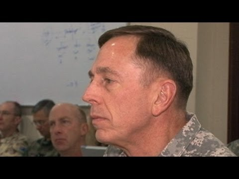 Petraeus Sex Scandal: New Details