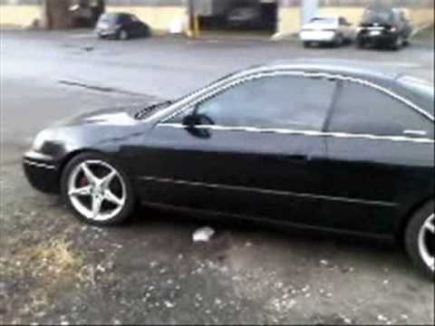 2003 Acura Type on My 2003 Acura Cl Type S 6 Speed Manual Comptech Exhaust System With