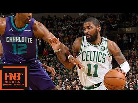 Boston Celtics vs Charlotte Hornets Full Game Highlights / Feb 28 / 2017-18 NBA Season
