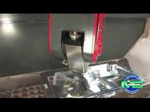 Simultaneous 5-axis High Speed Machining