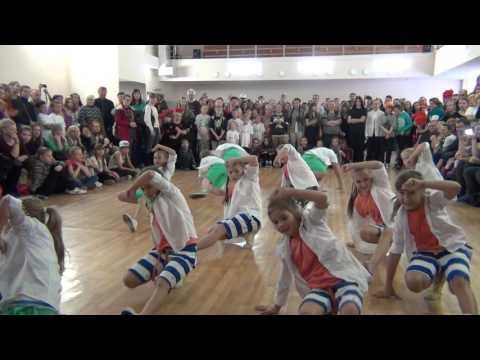 Ежегодный танцевальный чемпионат Feel the Beat 2015, Челябинск.