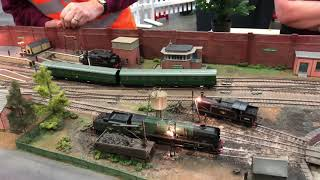 The National Festival of Railway Modelling Peterborough 2018