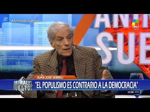 Juan José Sebreli en