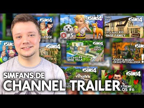 SimFans.de Channel Trailer 2018   Kanal Vorstellung mit Daniel