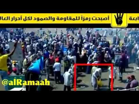 İşte Mısır'daki Katliamın Sembolü Olan Esma'nın Vurulma Anı!