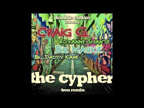 Frankie Cutlass - The Cyph3r feat. Craig G, Roxanne Shanté, Biz Markie & Big Daddy Kane (Tron Remix)