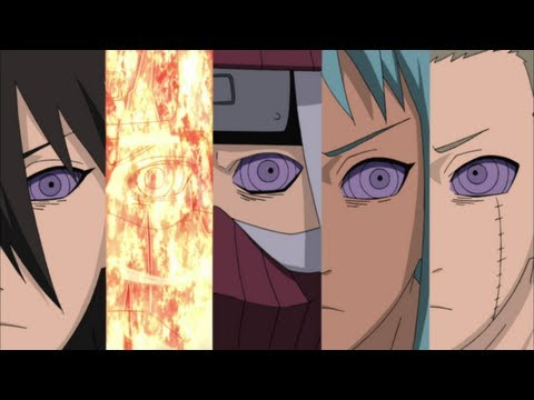 Naruto Shippuden Episode 325 Review - Naruto and Bee VS The Jinchuriki -ナルト- 疾風伝